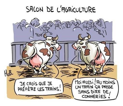 Salon agriculture - Ou se trouve le salon de l agriculture ...