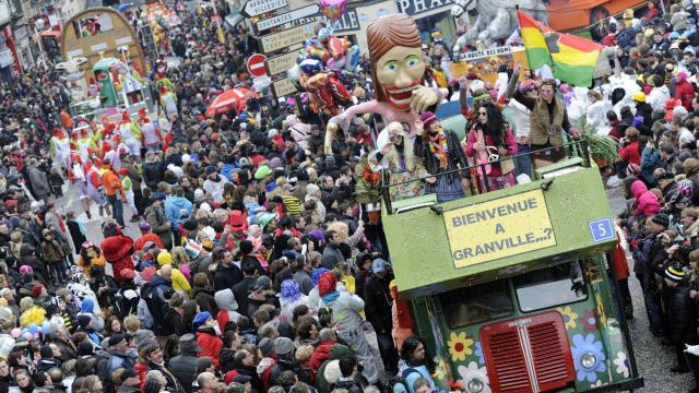 Carnaval - Classement des douze coups de midi ...