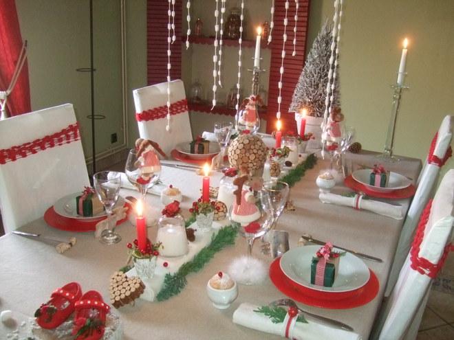 Beau Deco Table Noel Noel