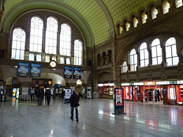 Gare monument for Plan interieur gare montparnasse
